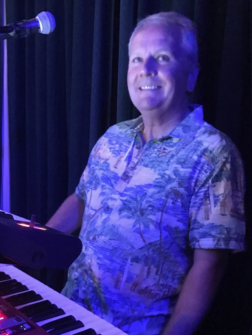 Phil Smith - Keyboards